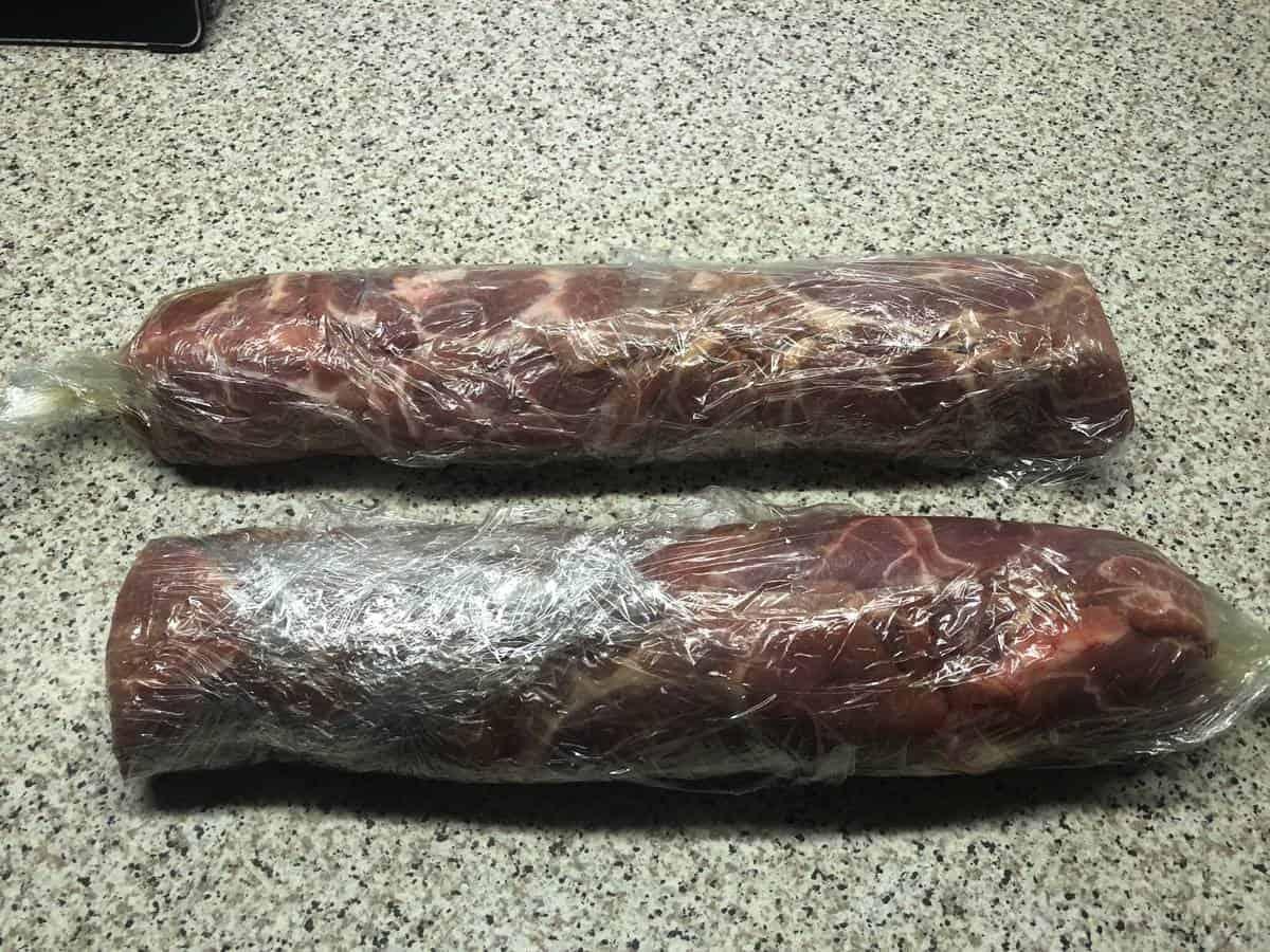 Dönerfleisch zum eingefrieren