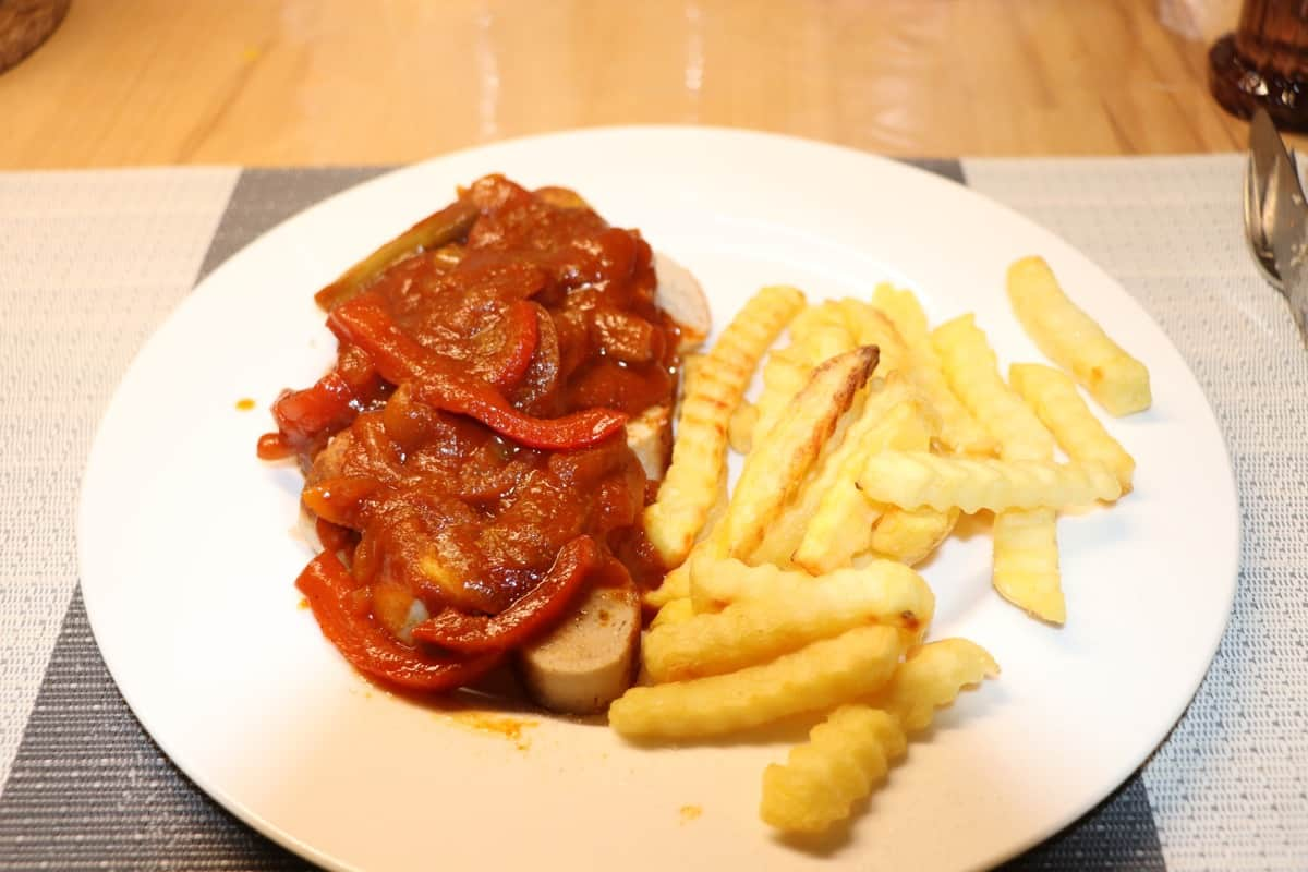 Curry Wurst Speciale