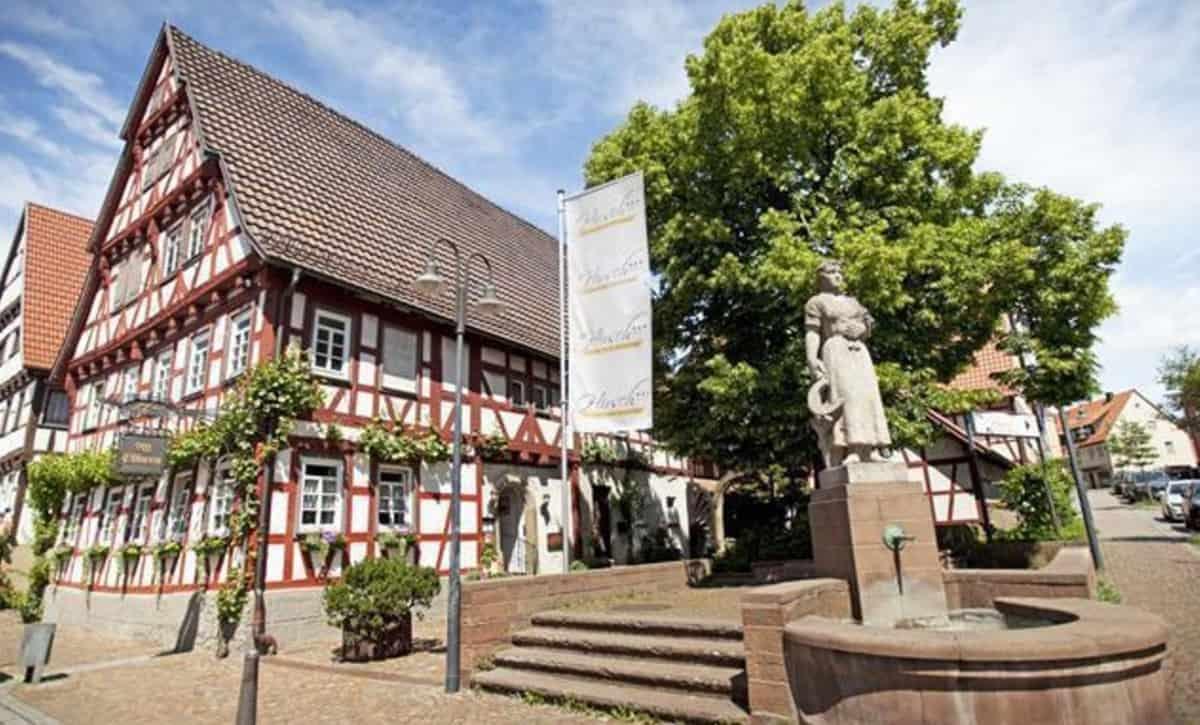 Hotel Hirsch in Leonberg